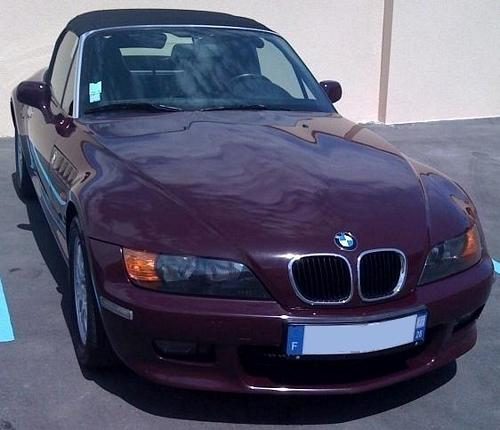 Bmw Z3 Colours